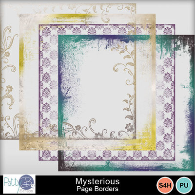 Pattyb_scraps_mysterious_page_borders