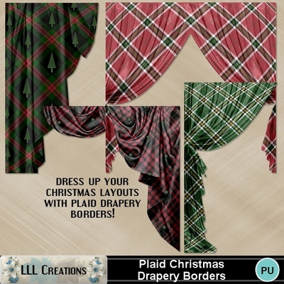 Plaid_christmas_drapery_borders-01
