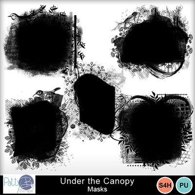 Pattyb_scraps_under_the_canopy_masks