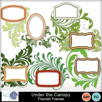 Pattyb_scraps_under_the_canopy_frames