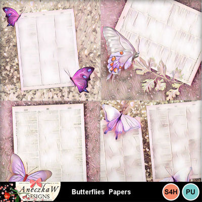 Butterflies_papers
