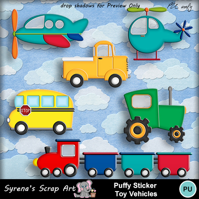 Puffy_sticker_toy_vehicles