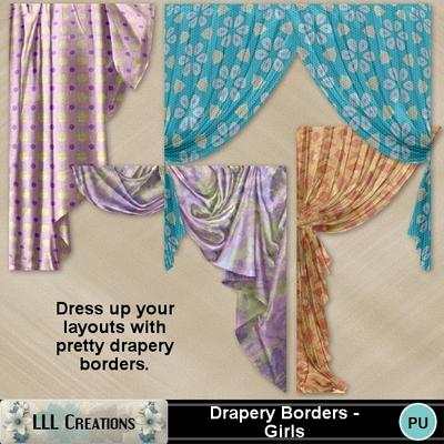 Drapery_borders_-_girls_-01
