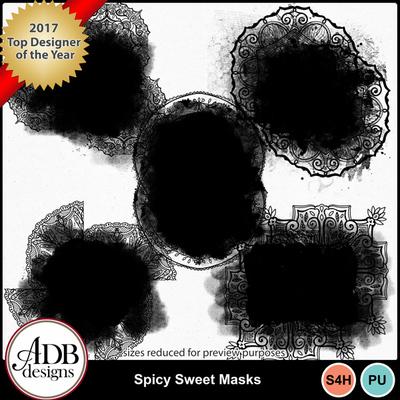 Spicysweet_masks
