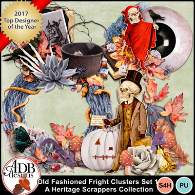 Oldfashionedfright_clusters_set1