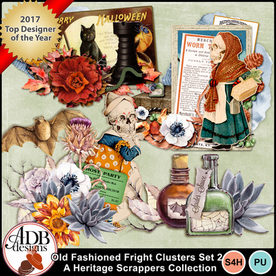 Oldfashionedfright_clusters_set2