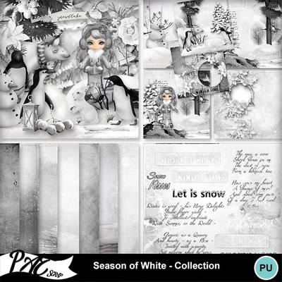 Patsscrap_season_of_white_pv_collection