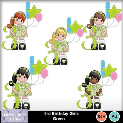 3rd_birthday_girls_green