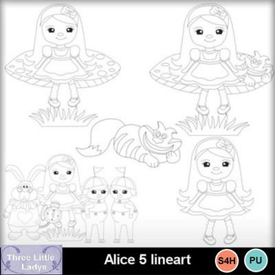 Alice_5_linearat
