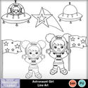 Astronaunt_girl_line_art_small