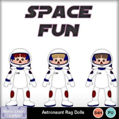 d7a0a19f6087d Digital Scrapbooking Kits | Astronaut Rag Dolls-(TLL) | Birthdays ...