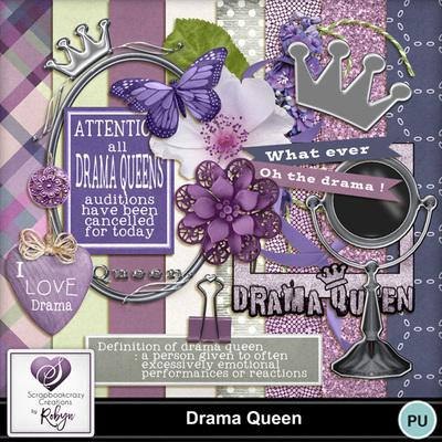 Clip Art | Drama Queen Mini KIt-(SCRobyn) | Everyday, Family