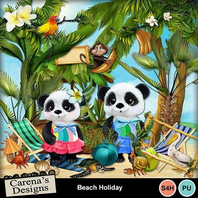 Beach-holiday