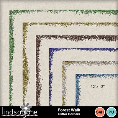 Forestwalk_glitterborders