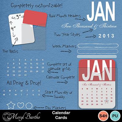Calendarcards