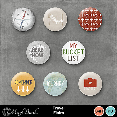 Travelflairs