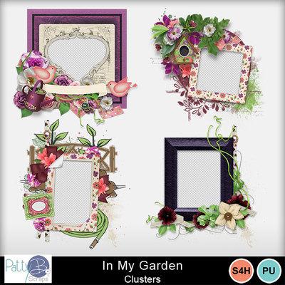 Pbs_in_my_garden_clusters