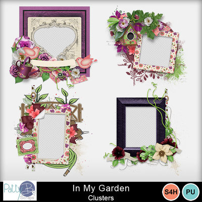 Pbs_in_my_garden_clusters