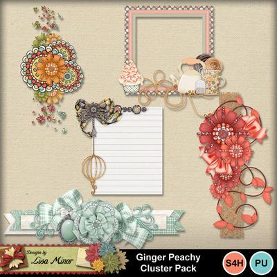 Gingerpeachyclusters