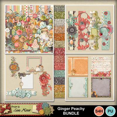 Gingerpeachybundle