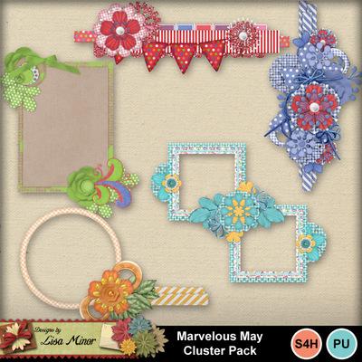 Marvelousmayclusters