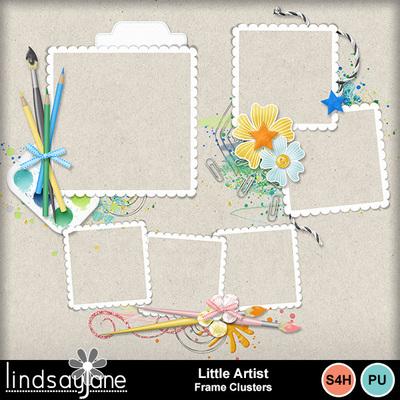 Littleartist_frameclusters