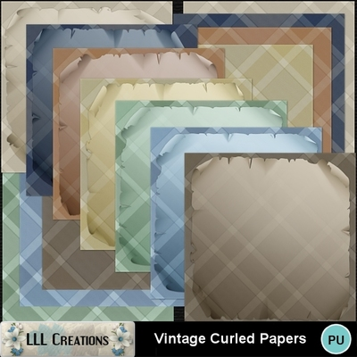 Vintage_curled_papers-01