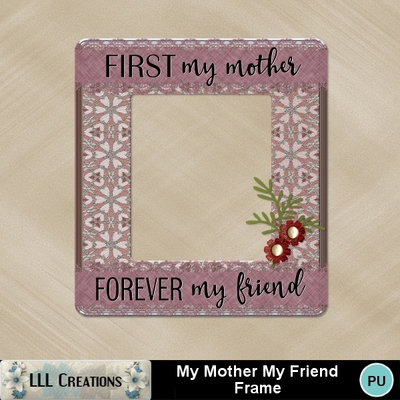 My_mother_my_friend_frame-01