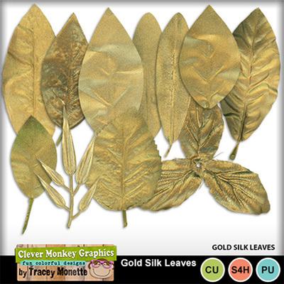 Cmg-cu-gold-silk-leaves