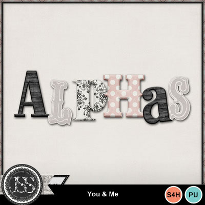 You_and_me_alphabets