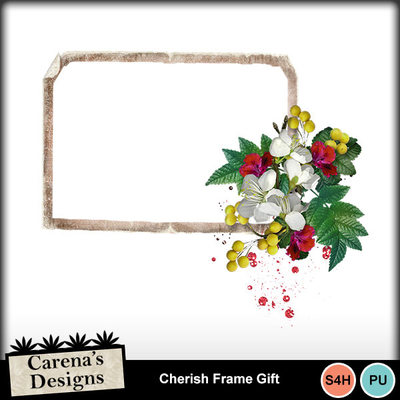 Cherish-frame-gift