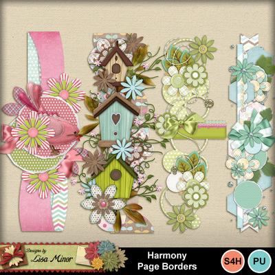 Harmonyborders