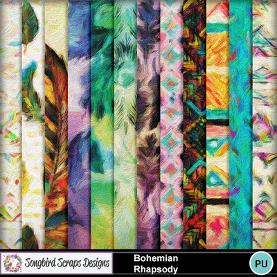 Bohemian_rhapsody_painted_papers