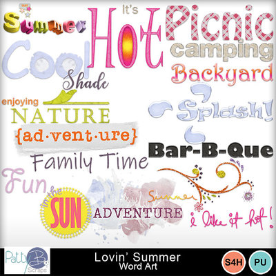 Pbs-lovin-summer-word-art