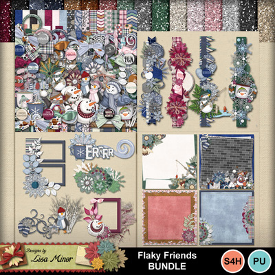 Flakyfriendsbundle
