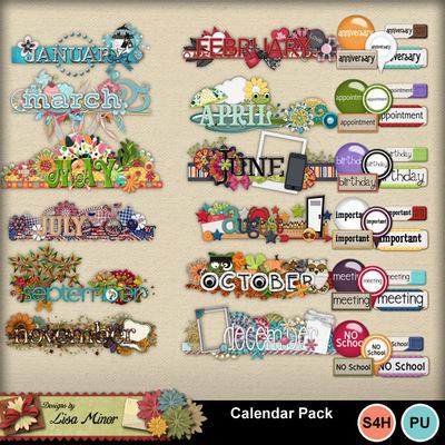 Calendarpack