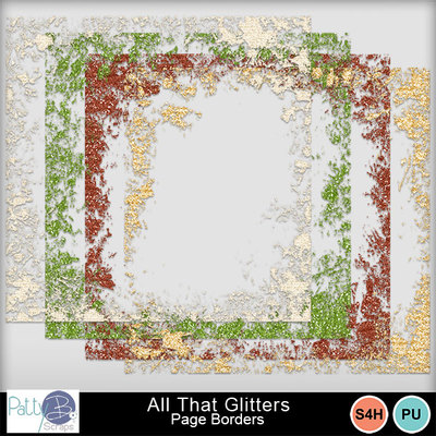 Pbs-all-that-glitters-page-borders