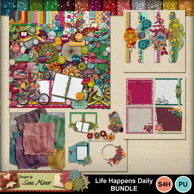 Lifehappensdailybundle