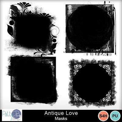 Pbs-antique-love-masks