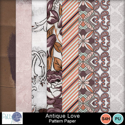 Pbs-antique-love-pattern-paper