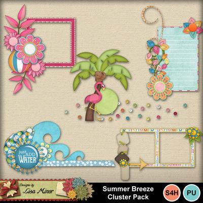 Summerbreezeclusters