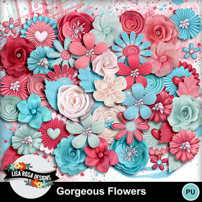 Lisarosadesigns_gorgeousflowers