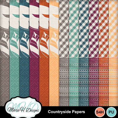 Countryside-papers