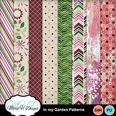 In_my_garden_patterns