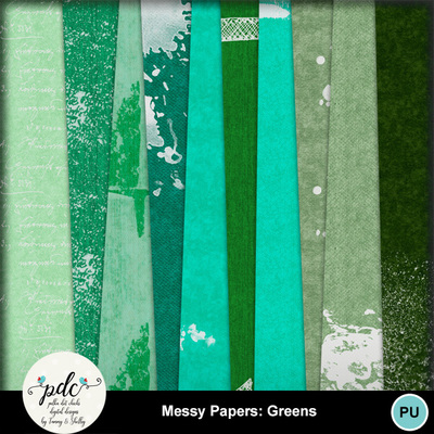 Pdc_messypapers_greens
