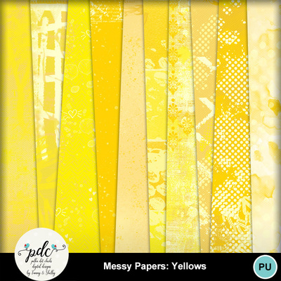 Pdc_messypapers_yellows