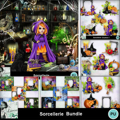 Louisel_sorcellerie_pack_preview