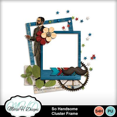 So_handsome_cluster_frame