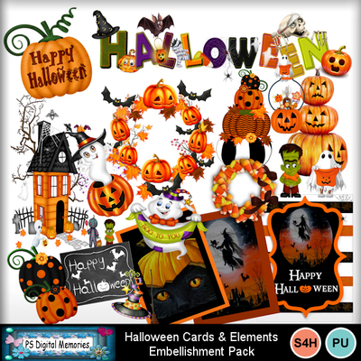 Halloween_elements_and_cards