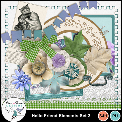 Hello_friend_elements_set2